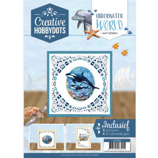 Creative hobbydots underwater world
