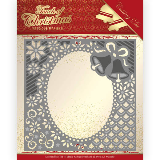 Touch of Christmas - Christmas Bells frame