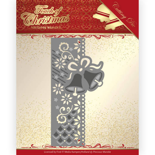 Touch of Christmas - Christmas Bell border