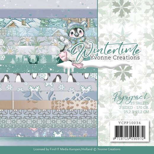 Paperpack wintertime