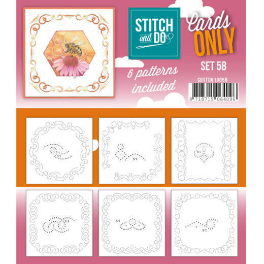 Stitch and Do - Cards Only Stitch 4K - 58