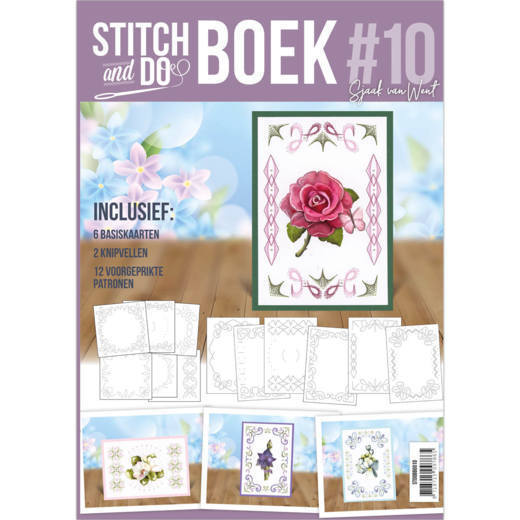 Stitch and do Book 10