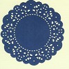 French Pastry Doily Cheery Lynn 35 - D.paars